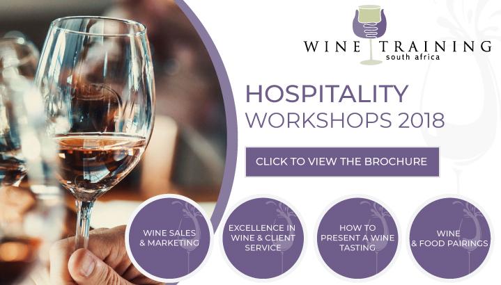 Wine Training South Africa Wine Training Sa Hospitality